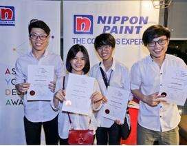 Cuộc thi quy mô châu Á cho sinh viên ngành Kiến trúc và Nội thất trở lại với chủ đề độc đáo
