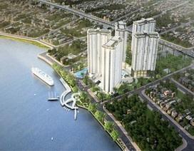 Vì sao dự án căn hộ cạnh sông luôn hút khách?