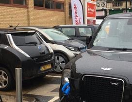 Tập đoàn dầu khí cũng phải đầu tư vào lĩnh vực xe chạy điện