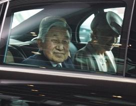 Những hình ảnh đầu tiên của Nhà vua và Hoàng hậu Nhật Bản tại Hà Nội