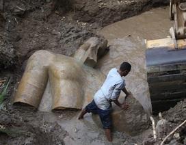 """Toàn cảnh cuộc """"giải cứu"""" tượng Pharaoh 3.000 năm tuổi"""