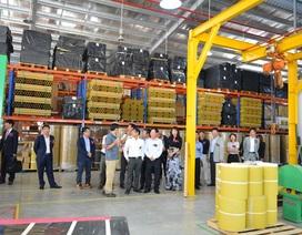 Công ty TNHH 3M Việt Nam khánh thành nhà máy mới