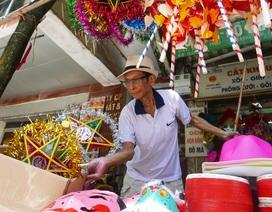 """Đồ chơi Trung thu """"made in Việt Nam"""" lên ngôi ở phố Hàng Mã"""