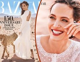 """Angelina Jolie: """"Điều bạn chống lại giúp định nghĩa bạn là ai"""""""