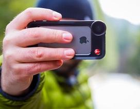 Mẹo vừa chụp vừa quay phim trên iPhone chất lượng cao