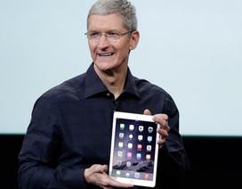Apple sẽ ra mắt 3 mẫu iPad mới trong quý đầu 2017?
