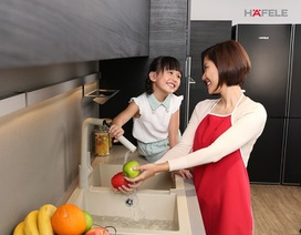 Chọn chậu và vòi rửa thế nào cho phù hợp?