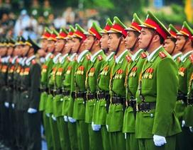 Quy định mới về quy tắc ứng xử của cán bộ, chiến sĩ công an nhân dân
