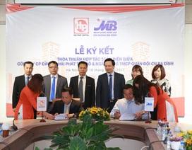 Hải Phát Thủ Đô ký thoả thuận hợp tác toàn diện với MB Ba Đình