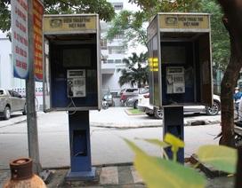 Những bốt điện thoại thẻ công cộng ở Hà Nội, giờ ra sao?