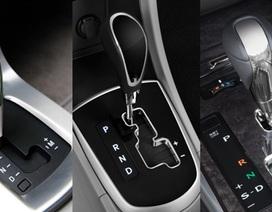 Khi nào nên dùng số tay trên ô tô số tự động?
