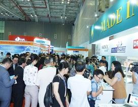 250 doanh nghiệp lớn tham dự Triển lãm Vietnam Medi-pharm Expo 2017