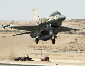 Israel điều nhiều chiến đấu cơ đến Ả-rập Xê-út ngăn đảo chính