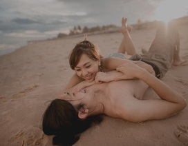 Dân mạng tự hào Việt Nam đẹp tuyệt trong ảnh cưới của cặp đôi Đài Loan