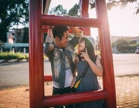 Chuyện tình yêu của cặp đôi mê xăm, chưa một lần... hôn môi