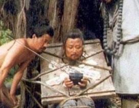 """Những hình ảnh hiếm của đoàn làm phim """"Thủy Hử 1998"""""""