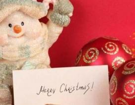 Những lời chúc Giáng sinh hay và ý nghĩa nhất bạn nên dành tặng người thân, bạn bè