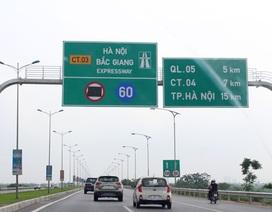 Phát hiện loạt sai phạm tại dự án BOT Bắc Giang - Hà Nội