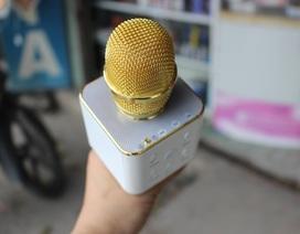 Cẩn trọng khi mua micro Karaoke đang gây sốt mùa cận Tết