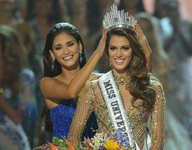 Lệ Hằng không lọt Top 13; Người đẹp Pháp đăng quang hoa hậu hoàn vũ