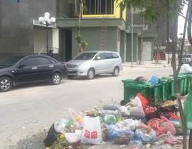 """""""Sốc"""" với văn hóa chung cư: Từ vứt rác bừa bãi đến... đại tiện ngoài hành lang"""