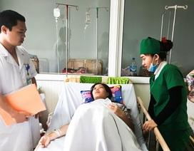 Cứu sống sản phụ mang thai lệch góc sừng bị vỡ tử cung