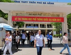 Đà Nẵng đã có điểm thi THPT quốc gia 2017