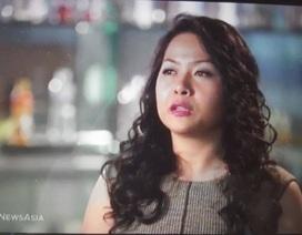 """Truyền hình Singapore thực hiện phóng sự về """"cô gái Việt tỷ đô"""""""