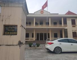 """Hưng Yên: Khởi kiện chính quyền địa phương, người dân """"mỏi mắt"""" chờ Toà xử án"""
