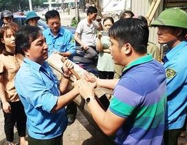 Giành lại vỉa hè ở TP Vinh: Căng thẳng trong ngày đầu ra quân