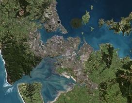 Đố bạn: Nhìn bản đồ vệ tinh, đoán tên thành phố