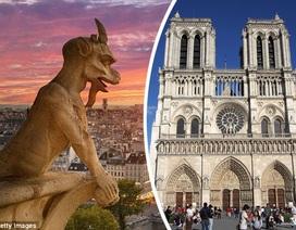 Nhà thờ Đức Bà Paris cần… 100 triệu euro để tu sửa