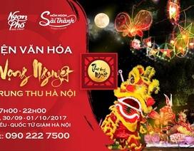 Thu Vọng Nguyệt - Cuộc hội ngộ của những người yêu Hà Nội