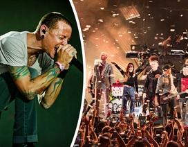 Xúc động đêm nhạc tưởng nhớ trưởng nhóm Linkin Park