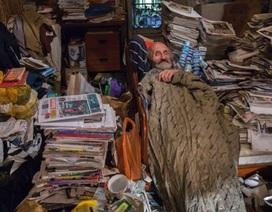 Nhà bạn sẽ thế nào nếu suốt một năm không vứt đi thứ gì?