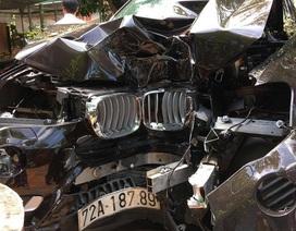 Chủ tịch huyện Côn Đảo tử vong trong xe BMW sau tai nạn