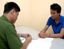 Bắt 2 đối tượng làm giả con dấu, tài liệu của cơ quan, tổ chức