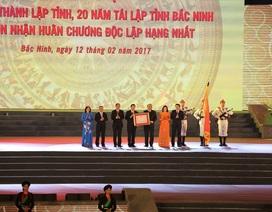 Thủ tướng: Mong Bắc Ninh tiếp tục là một trong những địa phương giàu có nhất nước