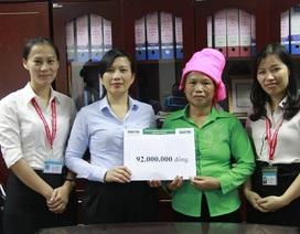 92 triệu đồng đến với hai mẹ con chị Hoàng Thị Hem