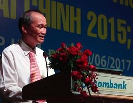"""Ông Dương Công Minh chính thức ngồi vào """"ghế nóng"""" Sacombank"""