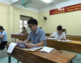Chấm thi THPT quốc gia 2017: Nhiều bài thi trắc nghiệm bị điểm liệt