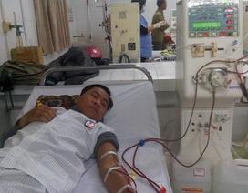 Tâm sự đớn đau của 2 anh em ruột cùng mắc suy thận mạn giai đoạn cuối