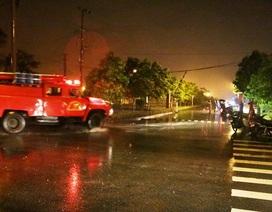 Vụ cháy nhà máy xe buýt Trường Hải: Không có thiệt hại về người