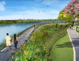 Sài Gòn sắp có công viên Hoa Anh Đào
