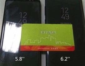 """Lộ ảnh thực tế và thông số của Galaxy S8+ với màn hình """"khổng lồ"""" 6,2-inch"""