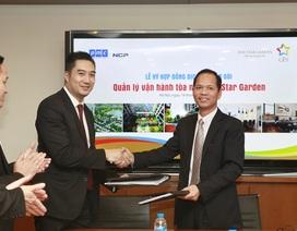 Five Star Kim Giang và PMC ký kết hợp tác quản lý vận hành Tòa nhà Five Star Garden