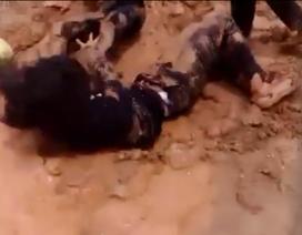 Quảng Nam: Xuất hiện clip 2 nhóm nữ sinh đánh nhau dã man