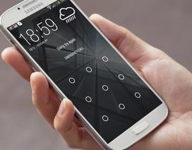 Làm gì khi quên mật khẩu trên smartphone chạy Android?