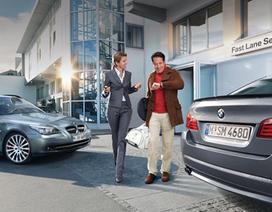 Dịch vụ BMW - An tâm hơn bao giờ hết