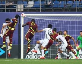 U20 Nhật Bản bị loại trước ngưỡng cửa tứ kết World Cup U20